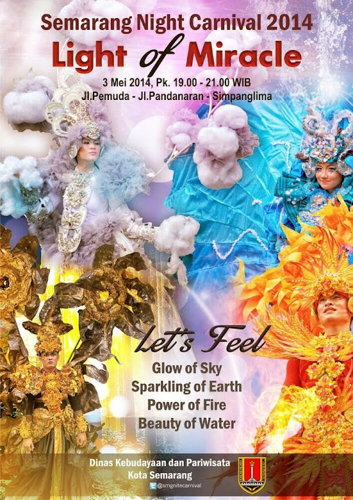 Event – Semarang Night Carnival 2014
