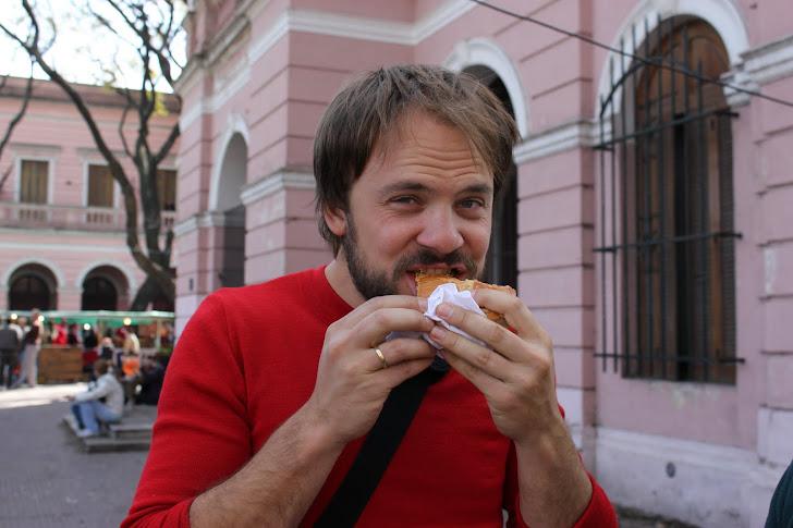 Andreas spiser choripan
