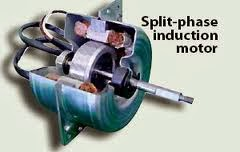 Oil and gas electrical and instrumentation engineering for Split phase ac motor