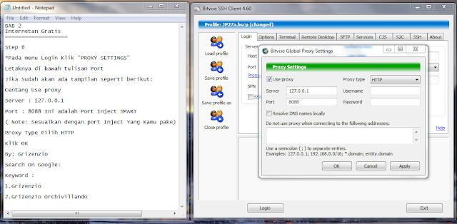 2013 06 27 202654 Cara Setting Dan Menggunakan SSH , Proxifier, Bitvise By Grizenzio