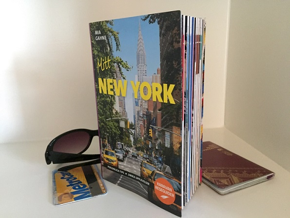 TÄVLING: Vinn den nya guideboken Mitt New York – tre ex i potten!
