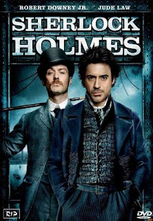 Capa+do+Filme+Sherlock+Holmes Sherlock Holmes DVDRip AVI + RMVB Dublado