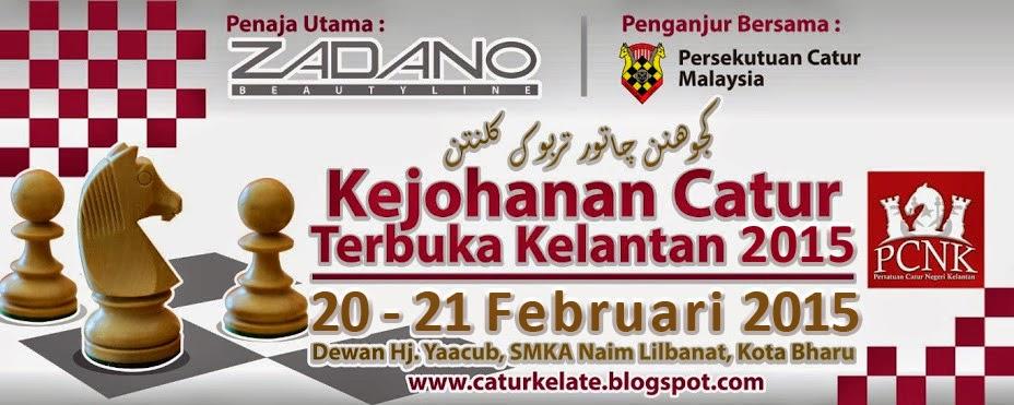Persatuan Catur Negeri Kelantan