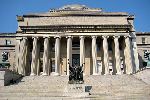 ... Mater – Columbia University (King's College) – New York City