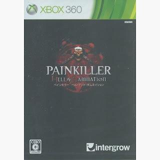 [XBOX360][ペインキラーヘル・アンド・ダムネイション] ISO (JPN) Download