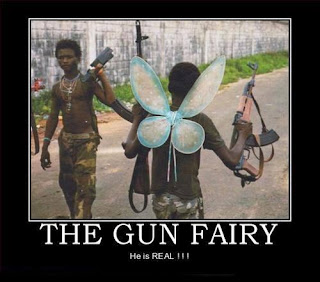 the gun fairy