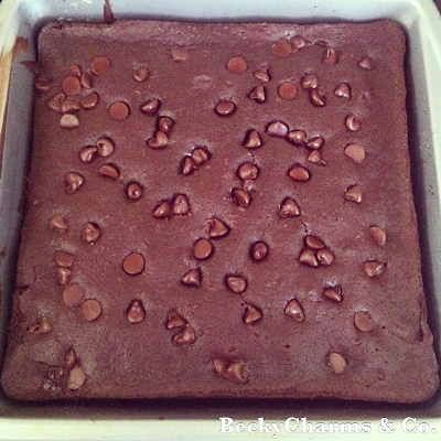 chocolate, brownies, fudge, TGIFF, dessert, recipe, photography, beckycharms, san diego
