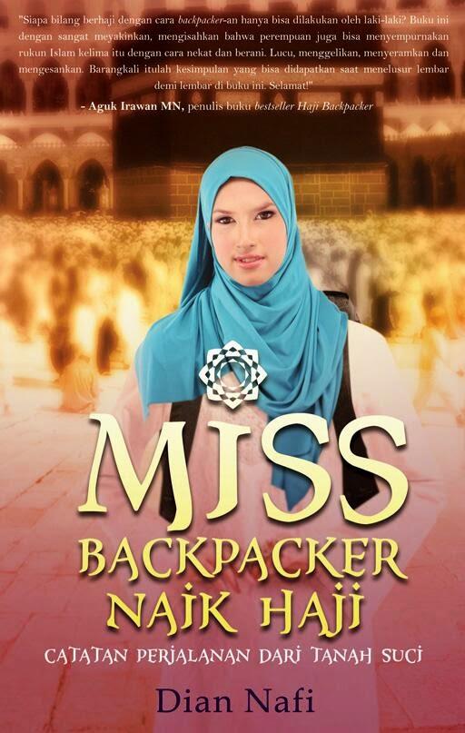Miss Backpacker Naik Haji