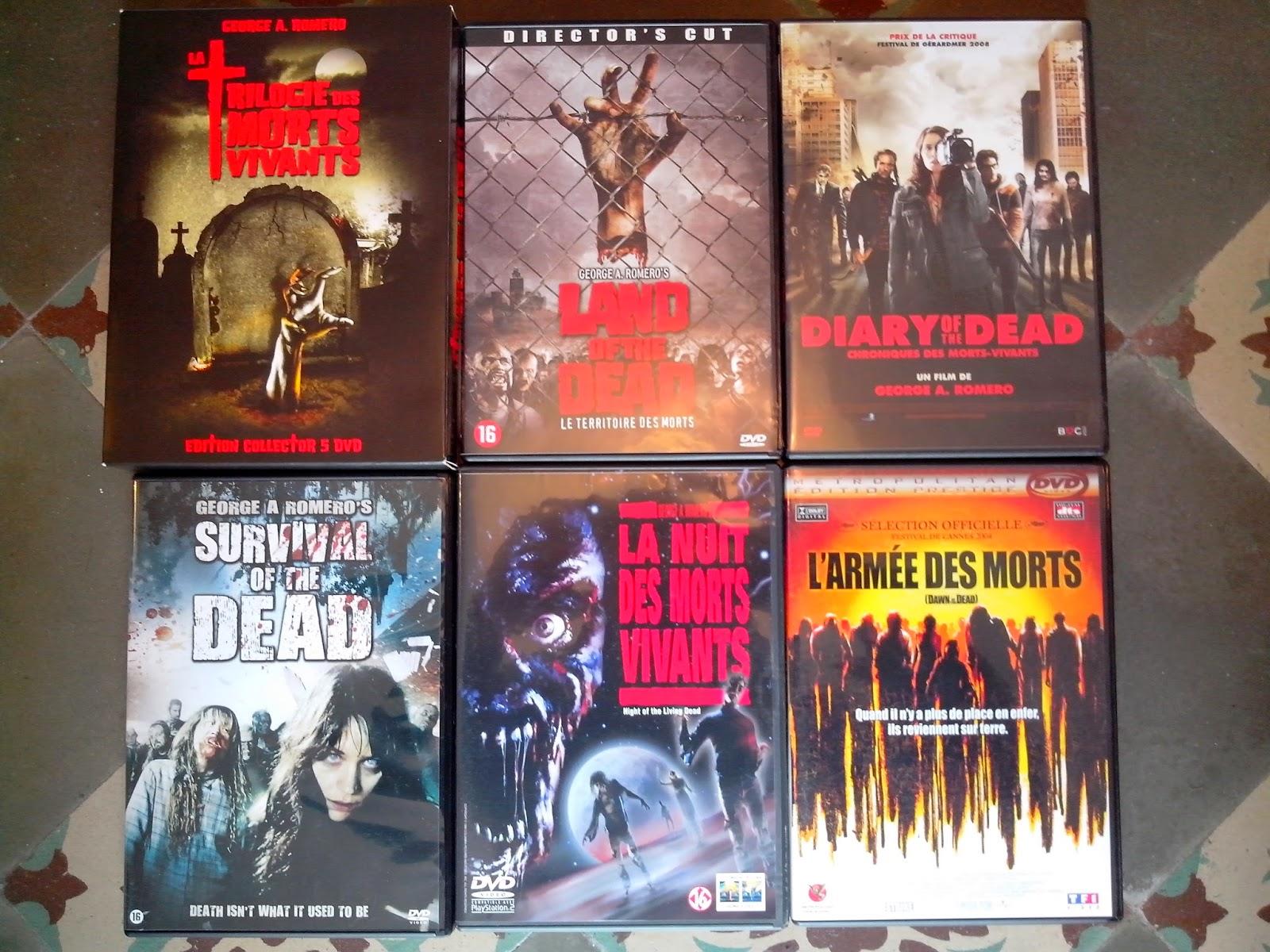 Divers DVD a vendre Morts-Vivants%2B1