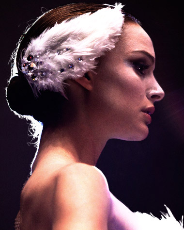 natalie portman mother father. Portman in Black Swan