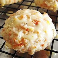 Orange-Carrot Cookies