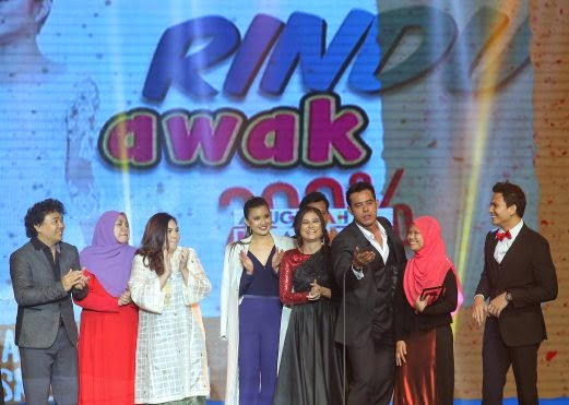 Rindu Awak 200 Bukti Kemenangan Di DFKL 2015