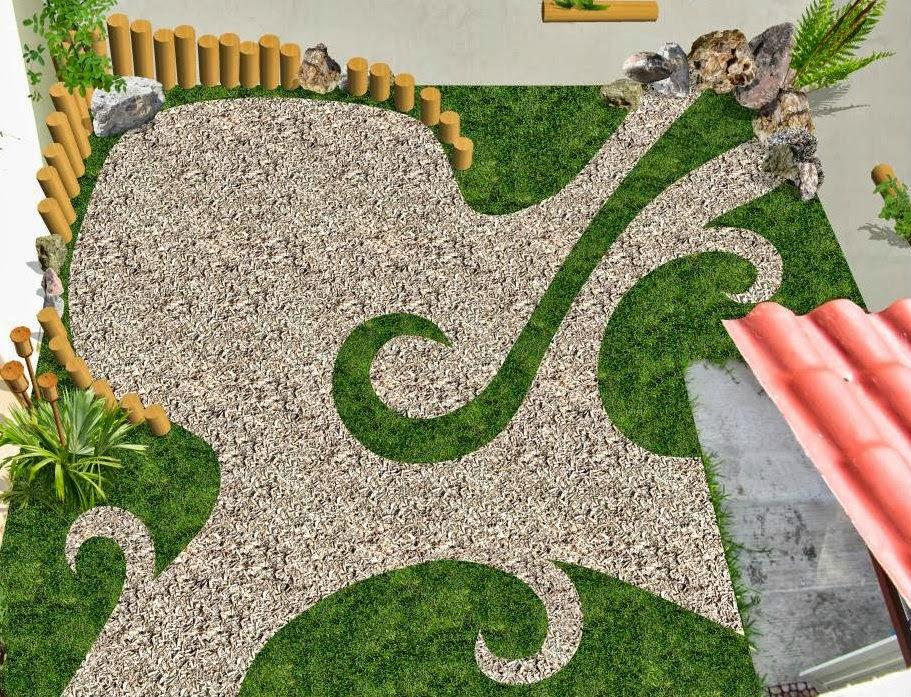 Jardin zen diseo elegant jardines zen yanko pavicevic bas for Plantas paisajismo