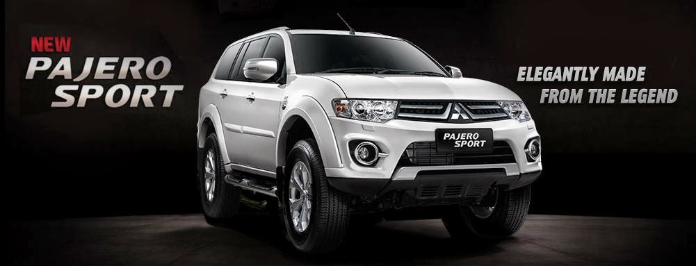 model new pajero sport gls new pajero sport glx 4x4 new pajero sport