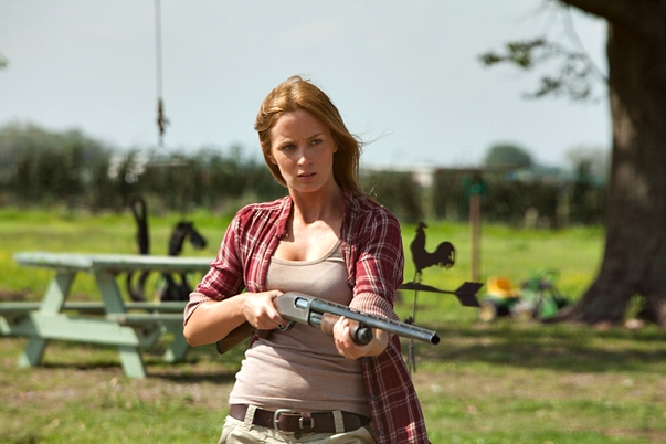 Emily Blunt Looper