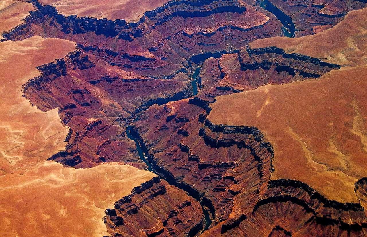 el gran canyon: