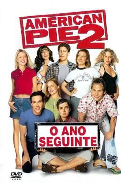 Capa American Pie 2 A Segunda Vez é Ainda Melhor Torrent Dublado