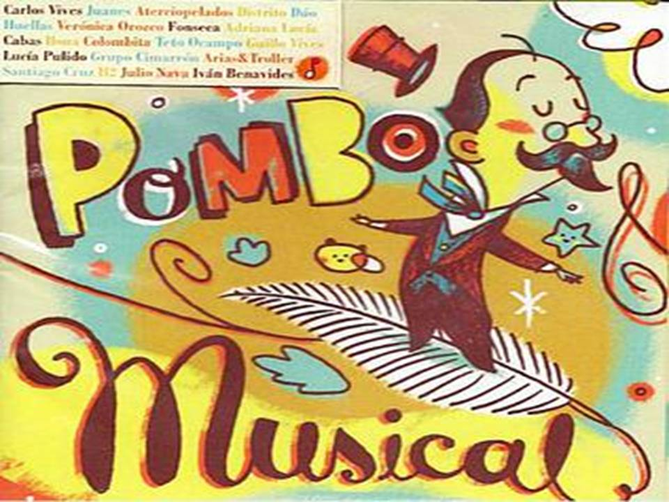 Pombo Musical Álbum