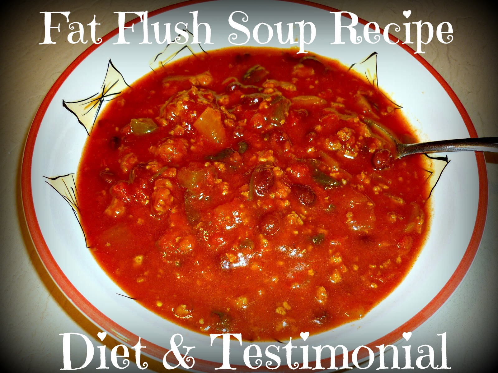 Diet Soup: Fat Flush Soup Diet & Testimonial