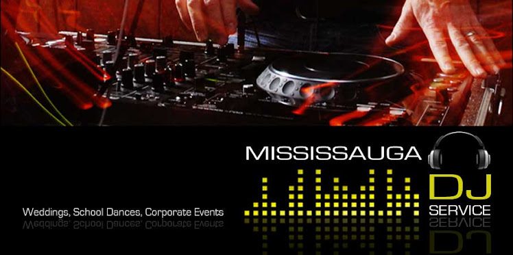 Mississauga DJ Service for Weddings, Parties, School Dances & Corporate Events