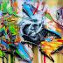 Olivier Roubieu dedica un graffiti a Method man