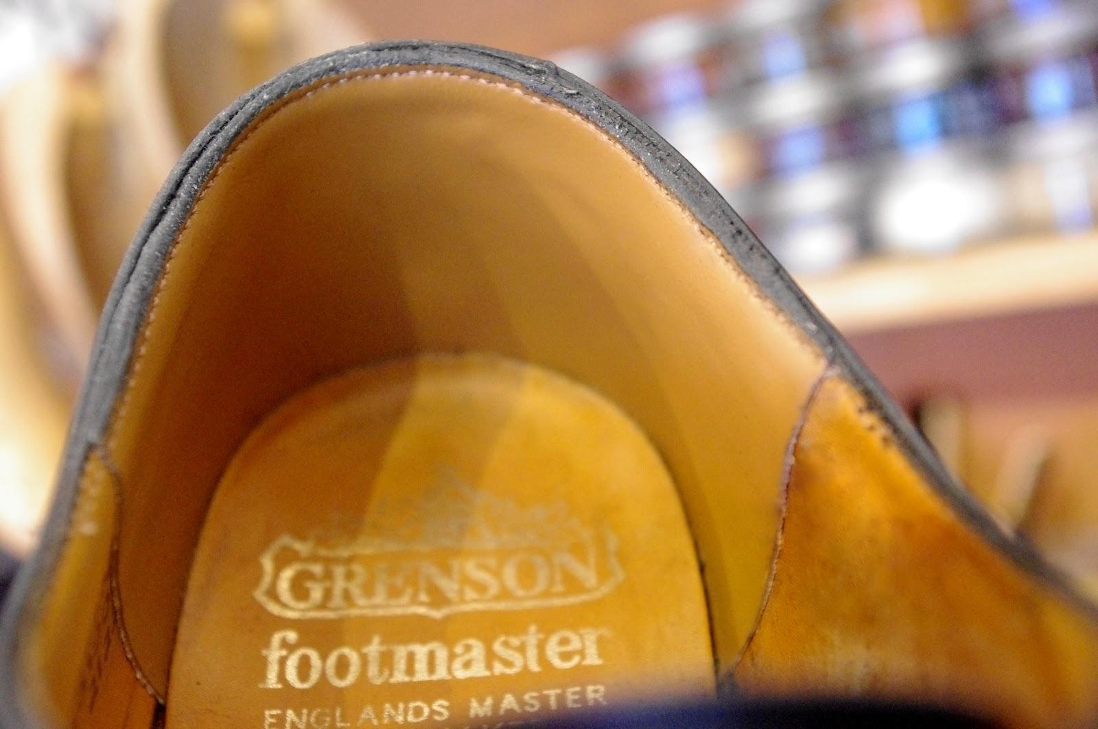靴修理専門: グレンソン靴修理 ...