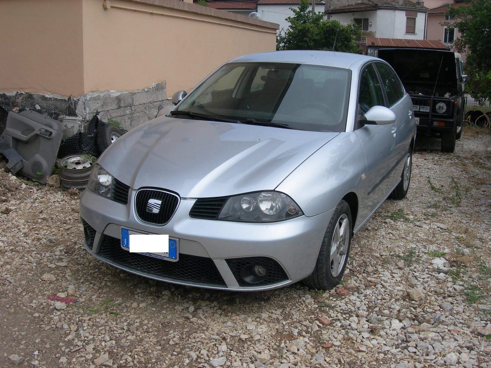 Seat Ibiza 1.4 TDI 75 CV acc.full optional 2007 cont.x prezzo
