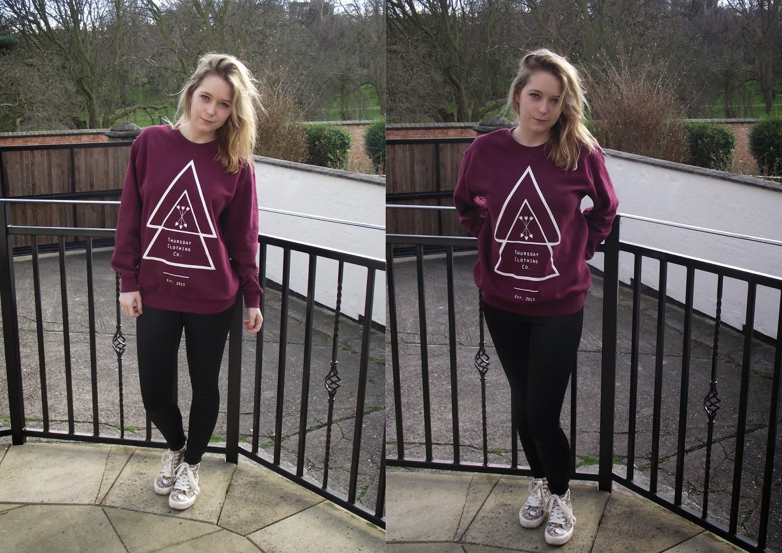 Lrsmth Fashion Thursday Clothing Sweatshirt feat Topshop
