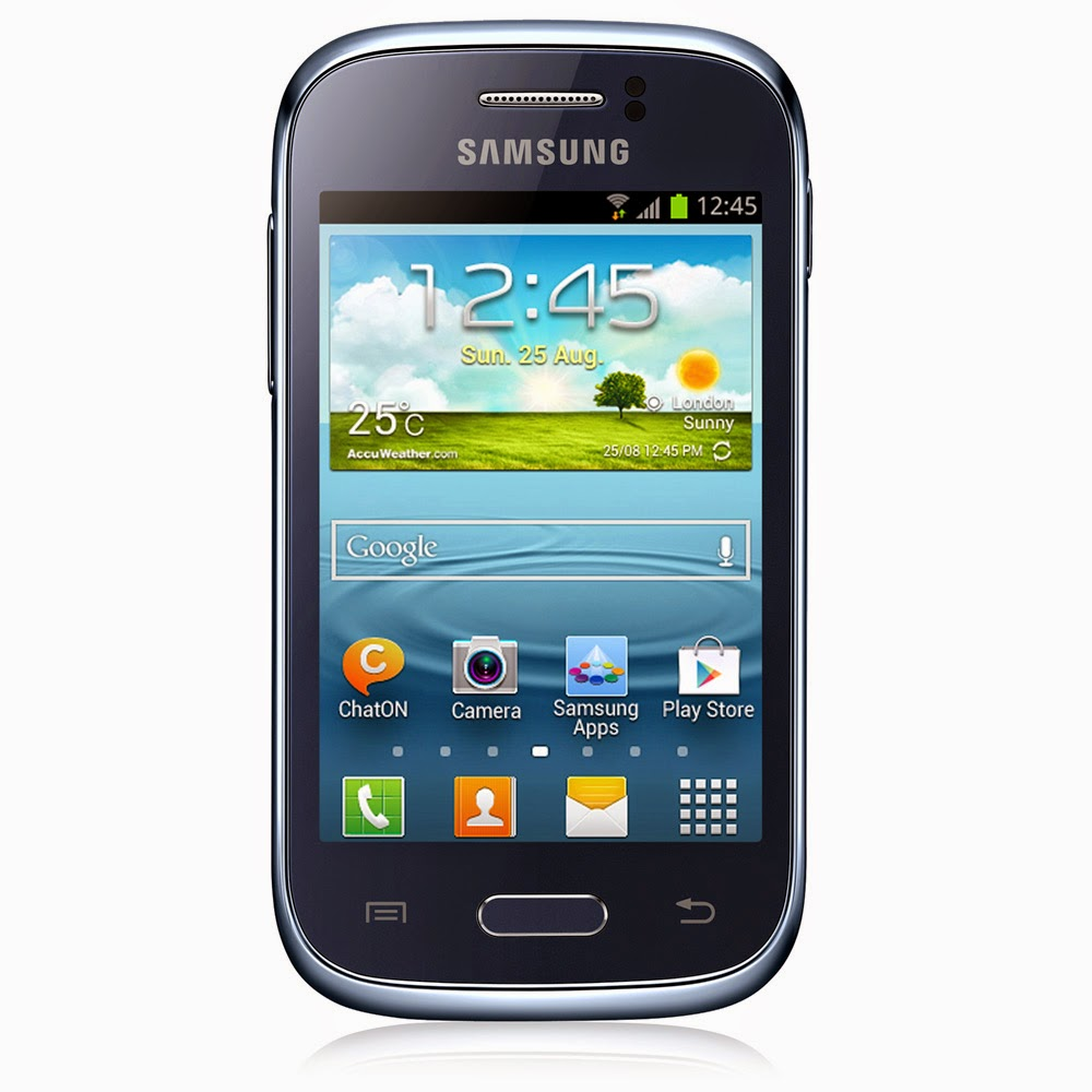 Cara Hard Reset Android Samsung Galaxy Young S6310