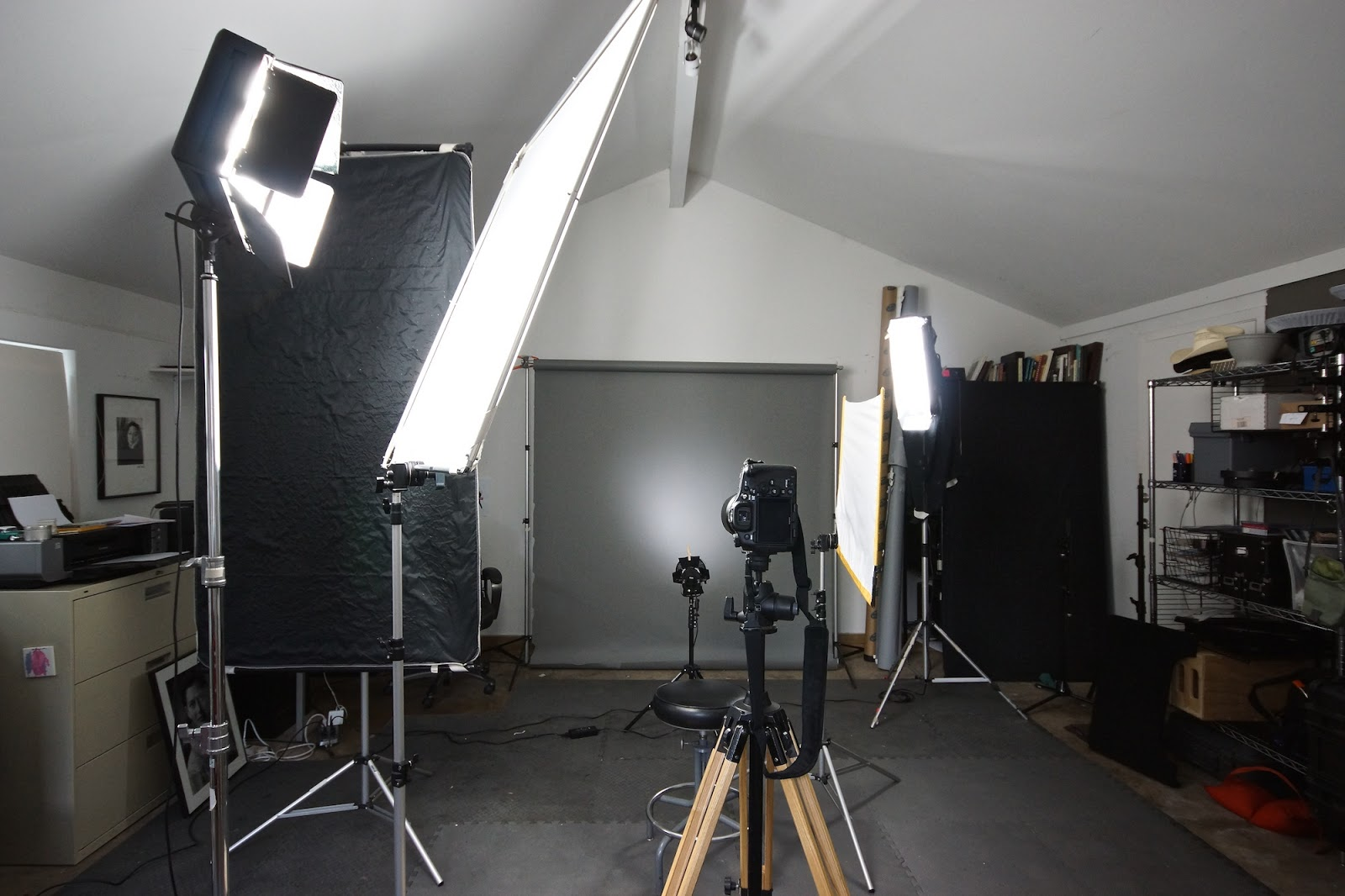 The Visual Science Lab.: How do I light headshots on Wednesday