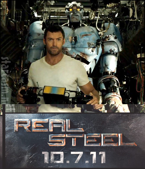 Real Steel (2011) BluRay 1080p 6CH x264 - Indonesia Bisa™