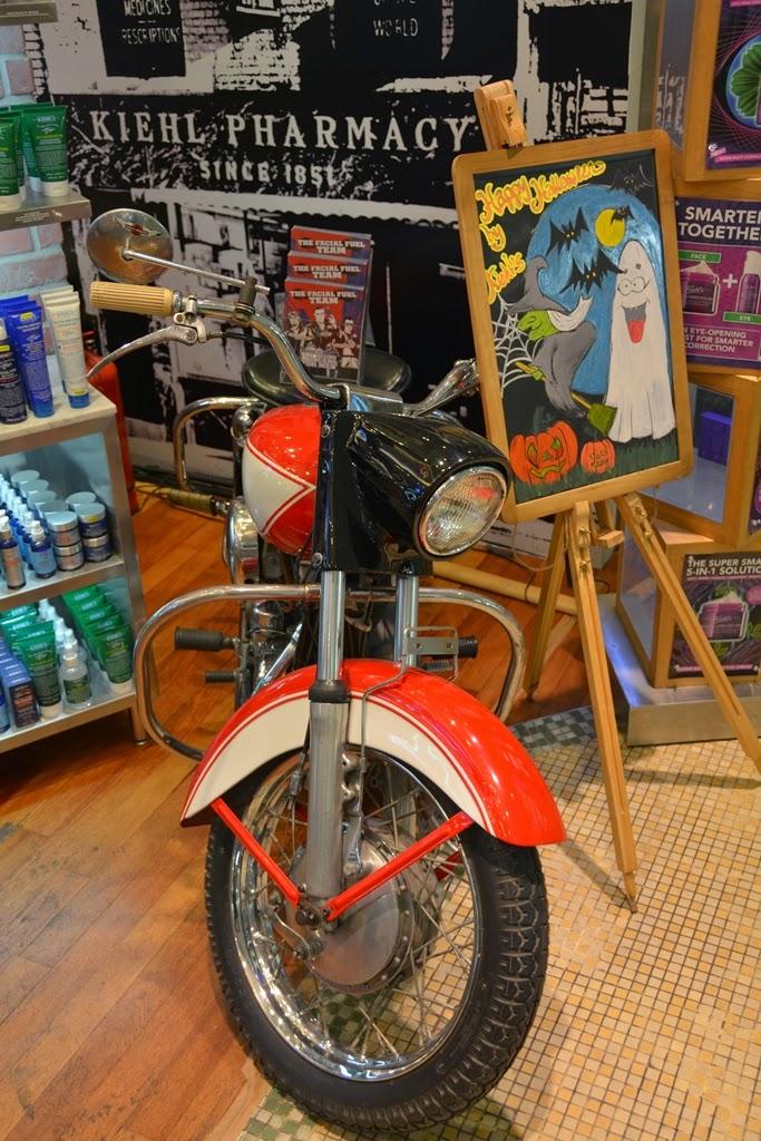 Suria KLCC vintage bike