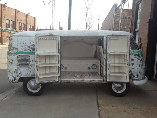 vw  panel bus buy classic volks