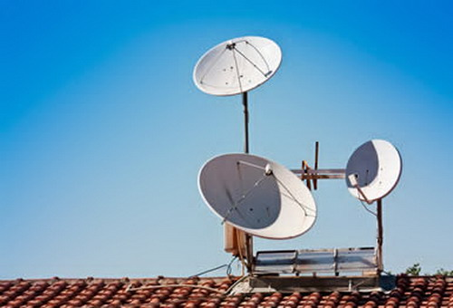 The benefits of digital satellite television.
