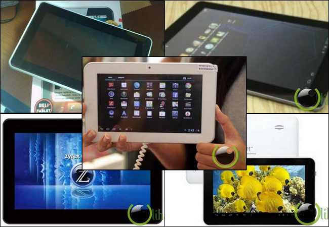 5 Produk Tablet PC 7 Inchi Termurah di Indonesia 2013