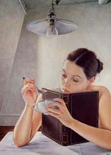 Ana María Drack el verso, Francine Van Hove, la imagen.