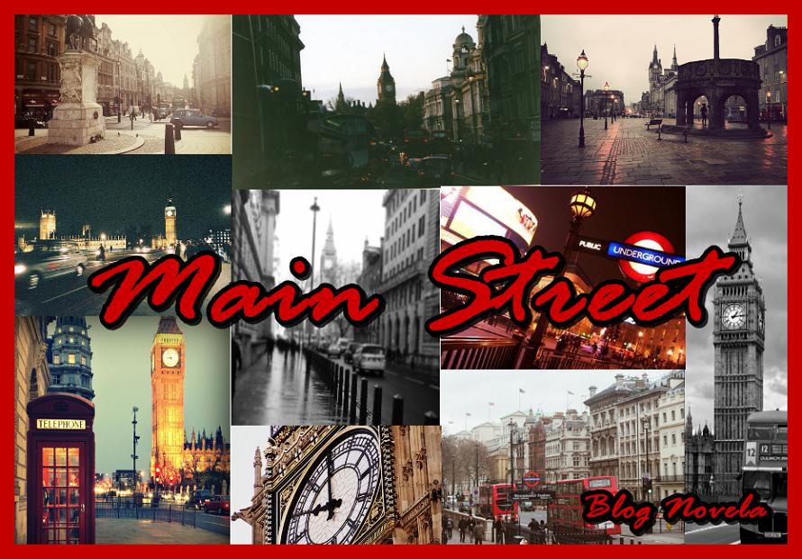 Main Street ~ Blog Novela
