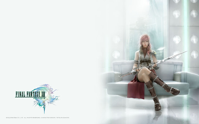 ff13 xiii final fantasy 13 lightning background wallpaper