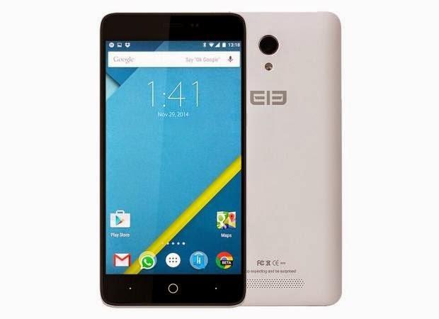 هاتف Elephone P6000 بأندرويد 5.0 وبثمن رخيص!!