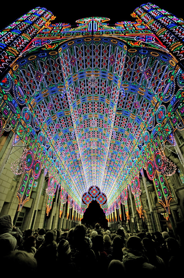 light 21 Luminarie De Cagna