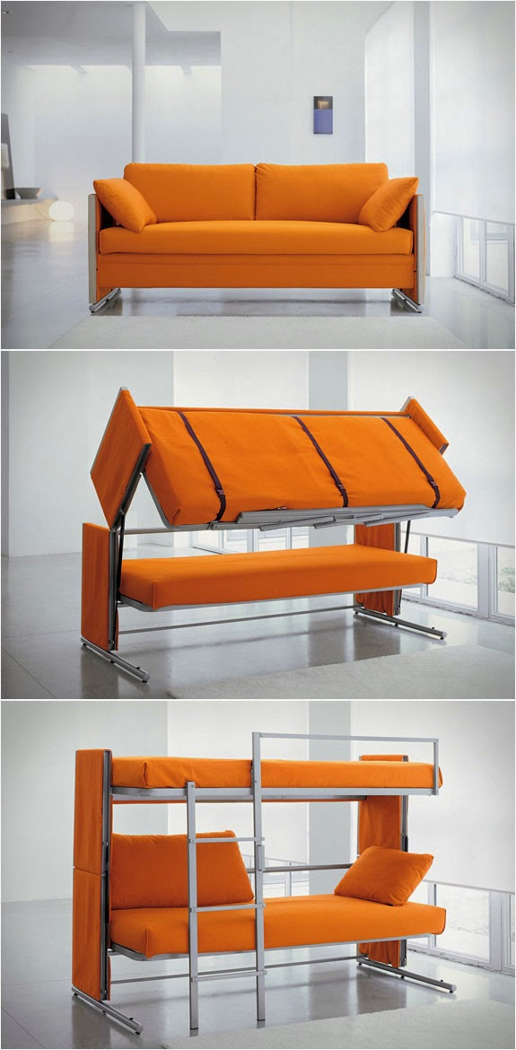 The Sofa Bunkbed