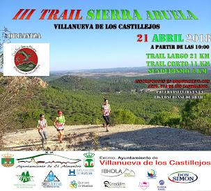 III TRAIL SIERRA ABUELA