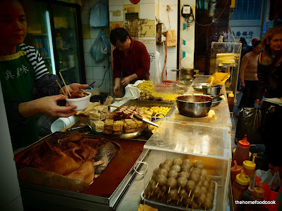 thehomefoodcook - four days of hong kong - snack stall