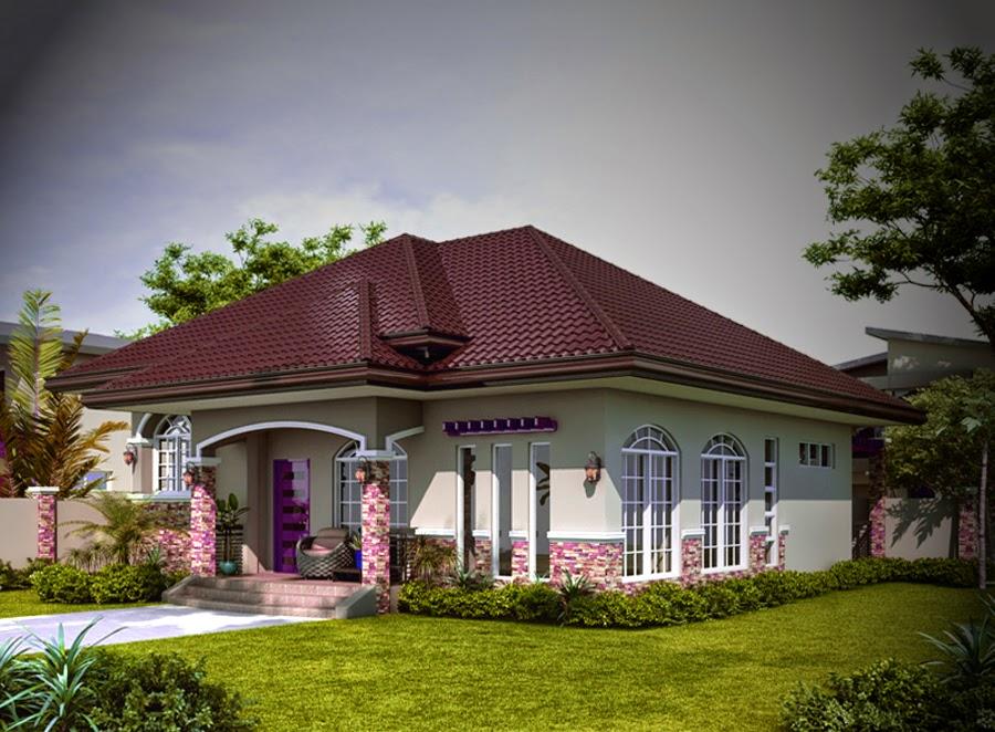 desain rumah klasik minimalis terbaru