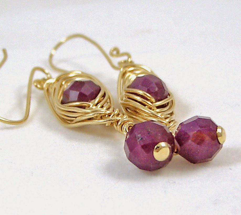 http://www.shazzabethcreations.co.nz/#!product/prd1/2234188211/ruby-and-gold-herringbone-earrings