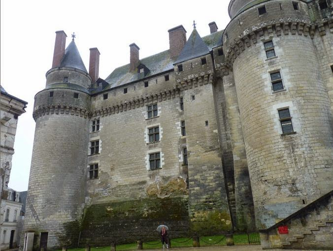 Château de Langeais.