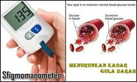 Cara Mengurangi Kadar Gula Darah Alami Dan Ampuh