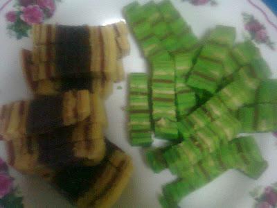 ::Kek Lapis Sarawak::