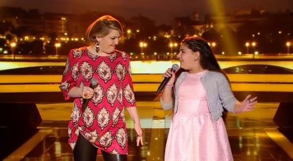 Verónica y Yudi cantan Sevilla de Miguel Bosé