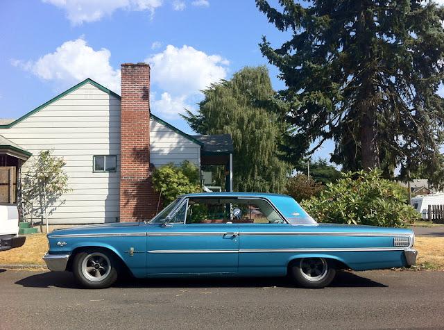 1963 Ford Galaxie 500XL Hardtop.